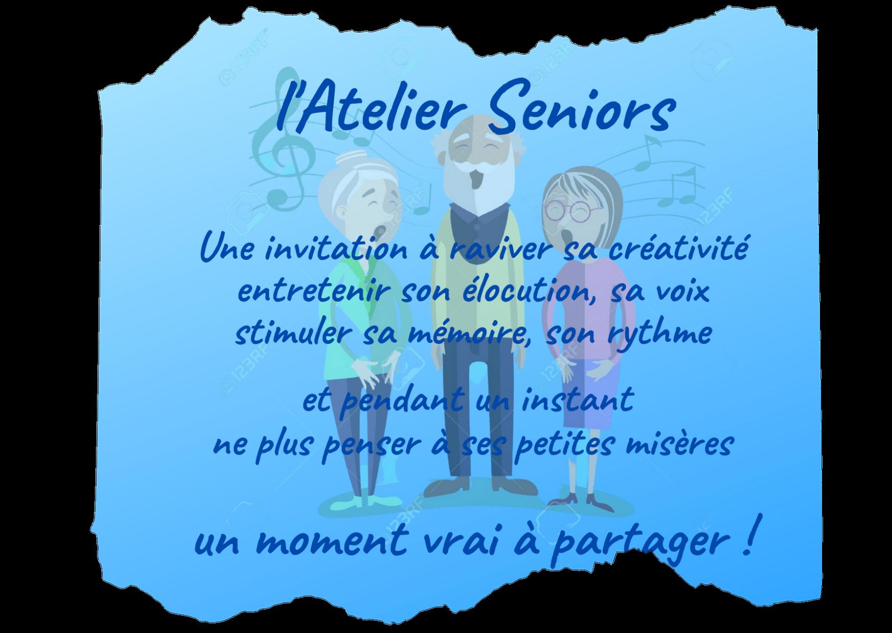 Descriptif Seniors