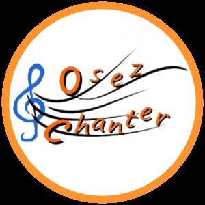 Logo Osez chanter PNG