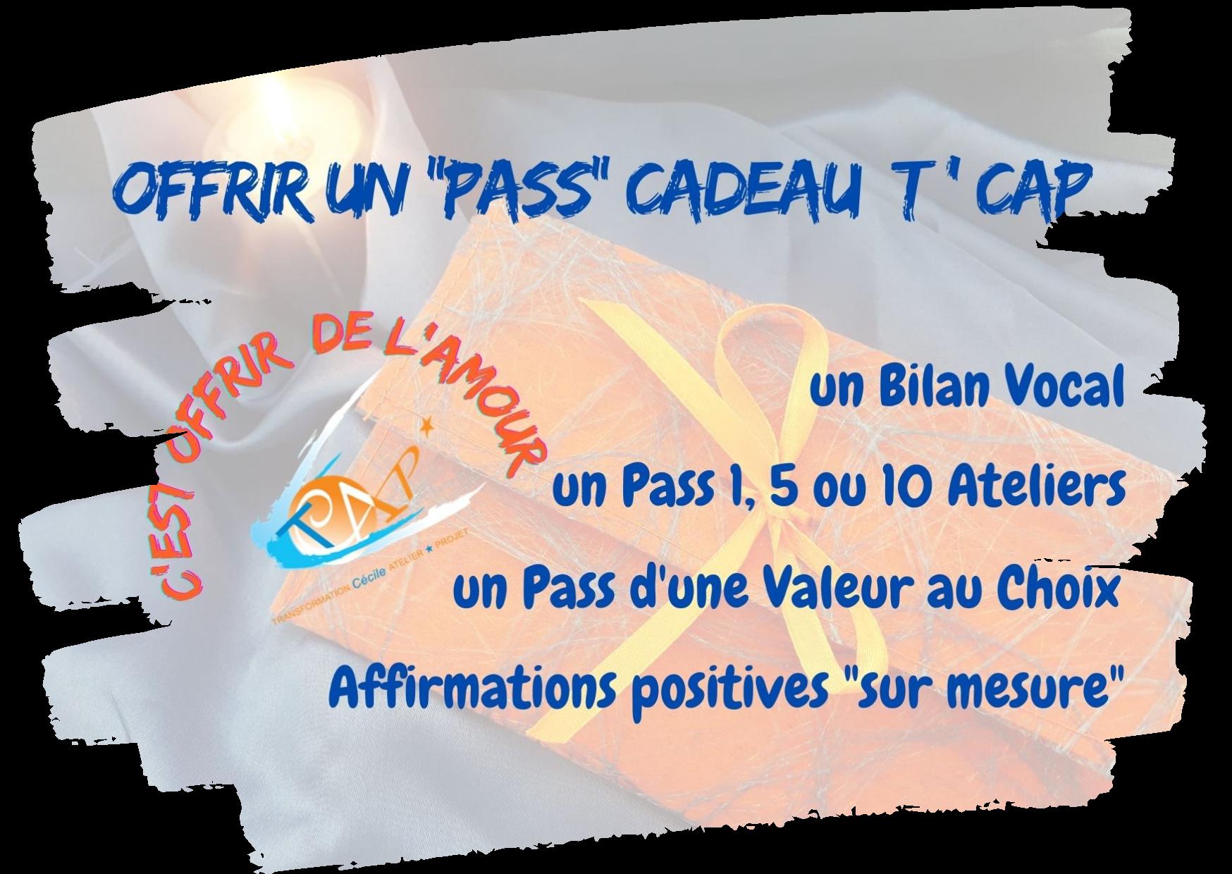 Image pour Pass Cadeau